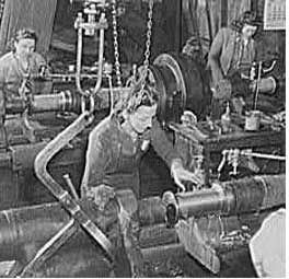 women in the industrial revolution Before the industrial revolution, women worked at home and in many trades the new factories brought paid work for some, at lower wages than men's.