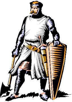 Medieval Lord Clipart Knight In Night