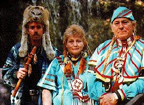 Muskogee tribe